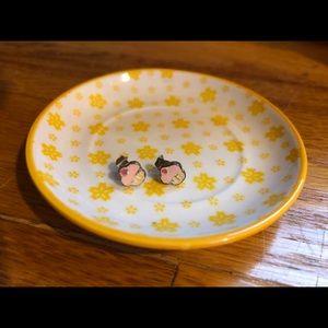 Jewelry - cupcake studs